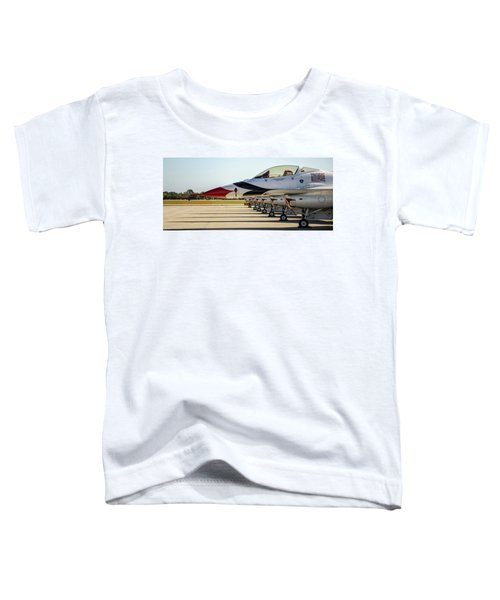 One Jet Or Seven Toddler T-Shirt