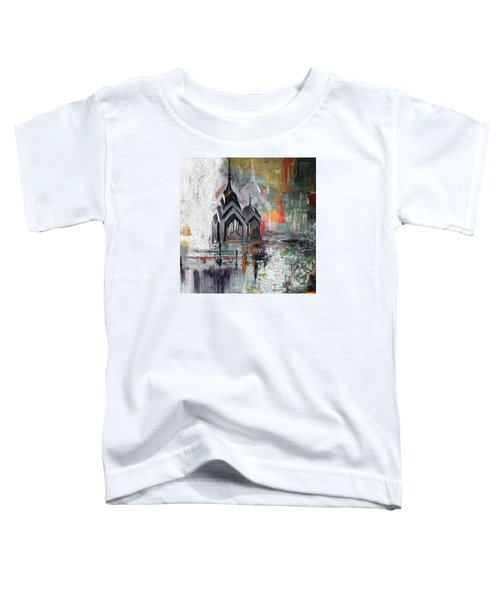 One Liberty Place And Two Liberty Place 229 3 Toddler T-Shirt by Mawra Tahreem