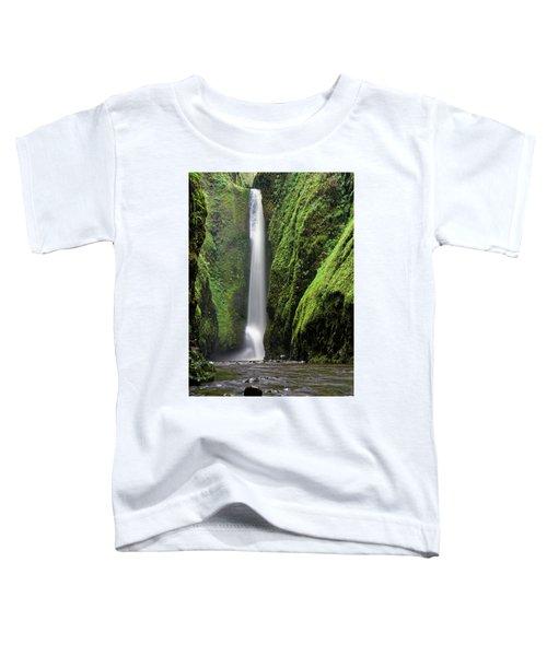 Oneonta Portrait Toddler T-Shirt
