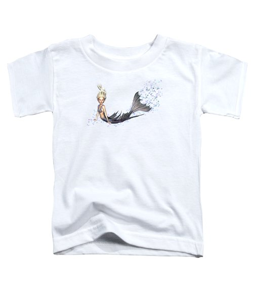 Opal Mermaid Toddler T-Shirt