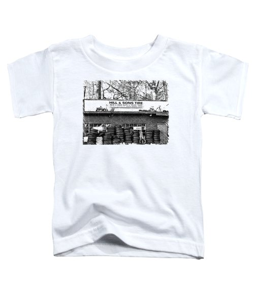 Open For Business Toddler T-Shirt