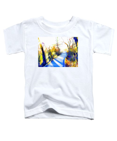 Open Pathway Meditative Space Toddler T-Shirt
