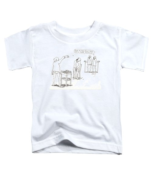 Open Up Toddler T-Shirt