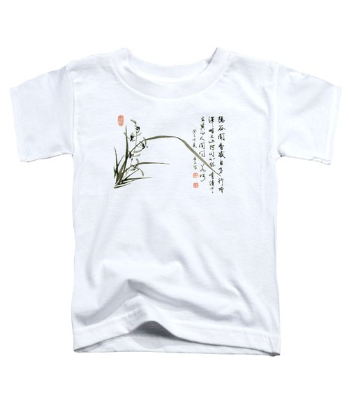 Orchid - 61 Toddler T-Shirt
