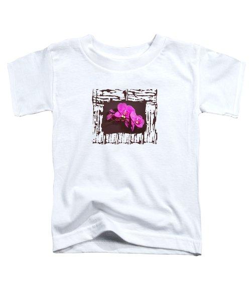 Orchids II Toddler T-Shirt