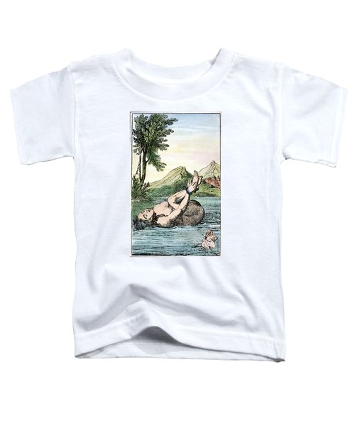 Ordeal By Water Toddler T-Shirt
