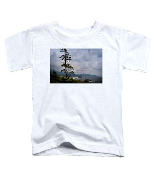 Oregon Ocean Vista Toddler T-Shirt