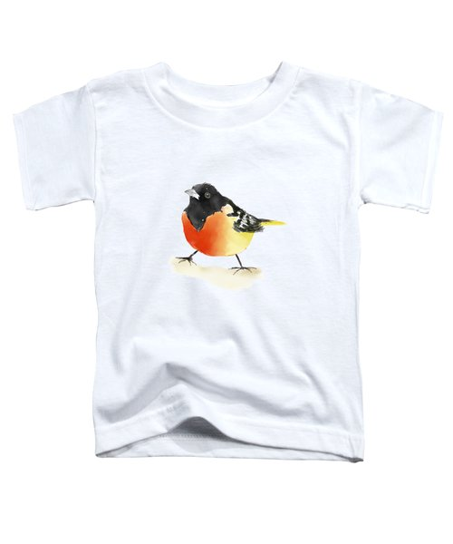 Oriole Toddler T-Shirt