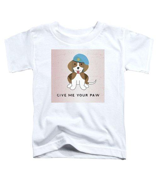 Os Presento A Mi Mejor Amiga!!! My Best Toddler T-Shirt