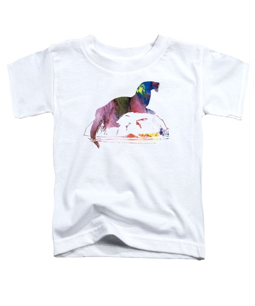 Otter Toddler T-Shirt