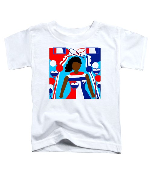 Our Flag Of Freedom  Toddler T-Shirt