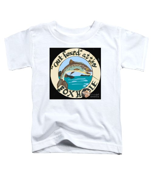 Out Foxed Toddler T-Shirt