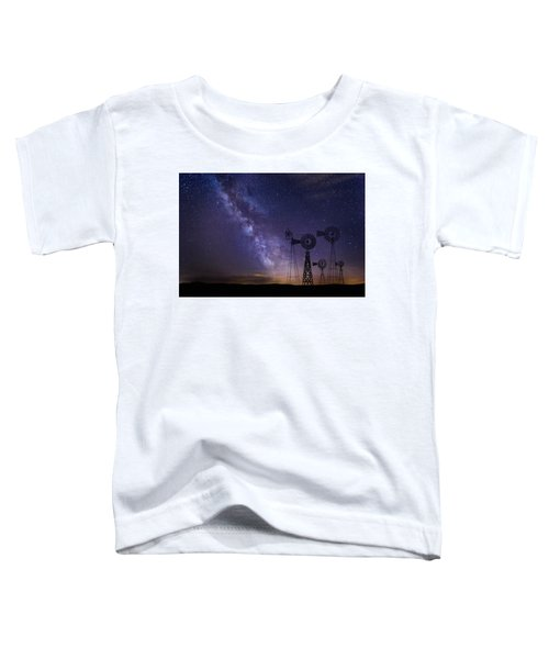 Our Milky Way  Toddler T-Shirt