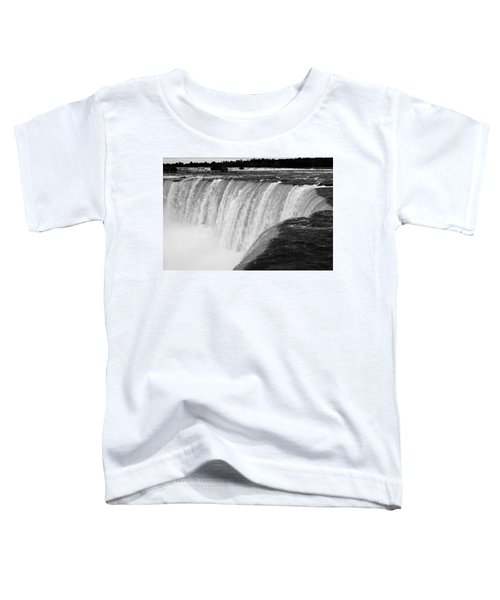 Over The Dam Toddler T-Shirt
