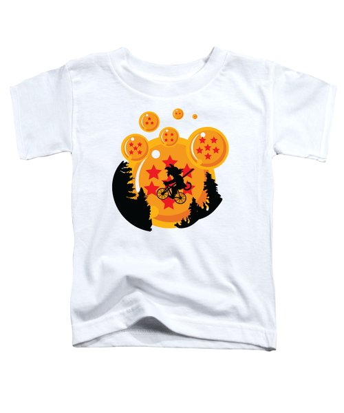 Over The Moon Toddler T-Shirt