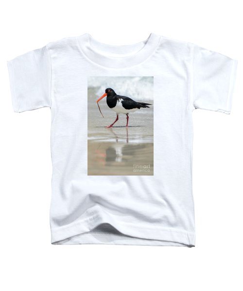 Oystercatcher 03 Toddler T-Shirt