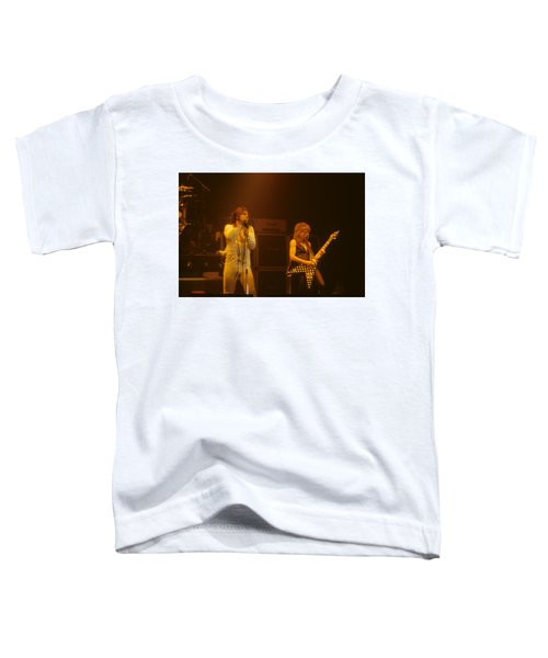 Ozzy Ozbourne And Randy Rhoads Toddler T-Shirt