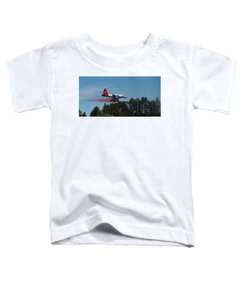 P2v Red Canyon Fire Toddler T-Shirt