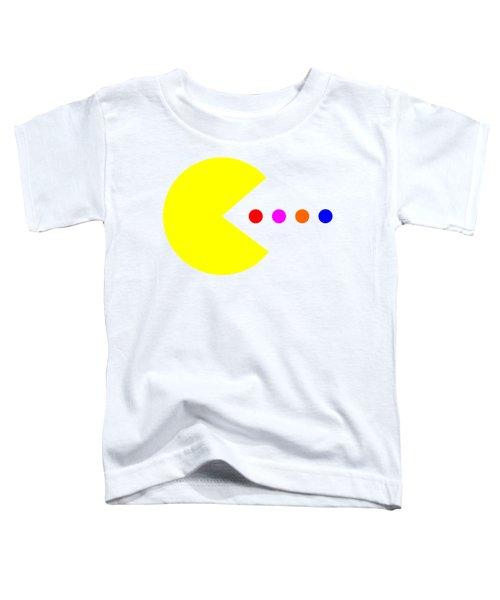 Pacman Toddler T-Shirt