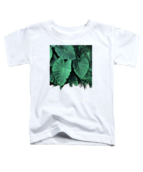 Paint On Jungle Toddler T-Shirt