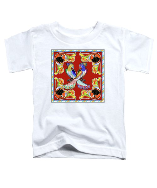 Painting 629 1 Truck Art 6 Toddler T-Shirt