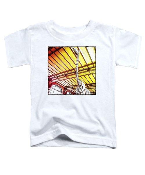 Paleo Neck Toddler T-Shirt