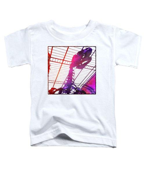 Paleo Rex Toddler T-Shirt
