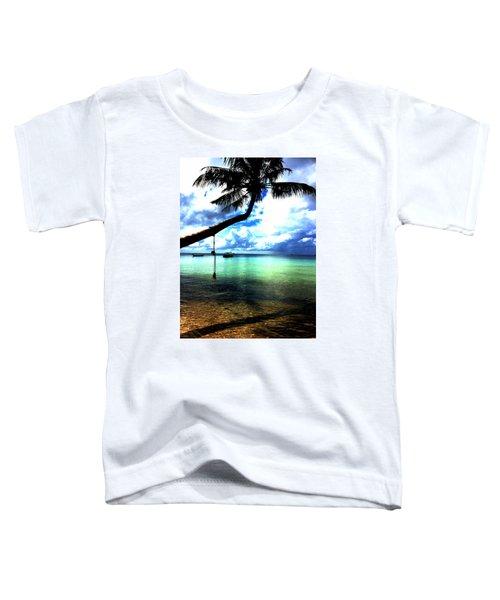 Palm Tree  Toddler T-Shirt