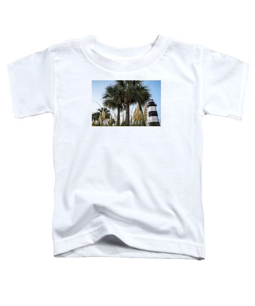 Palms At Lightkeepers Toddler T-Shirt