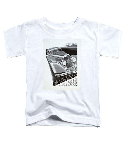 Panhard #8710 Toddler T-Shirt