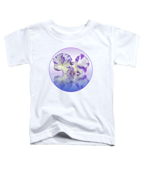 Pansy Reflections Toddler T-Shirt
