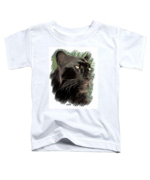 Panther 8 Toddler T-Shirt