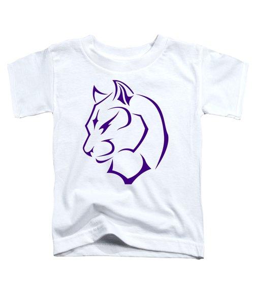 Panther Toddler T-Shirt