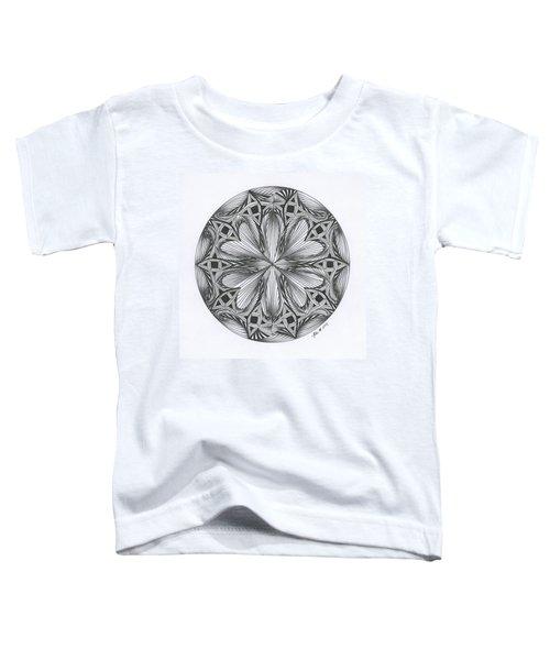 Paradoxical Zendala Toddler T-Shirt
