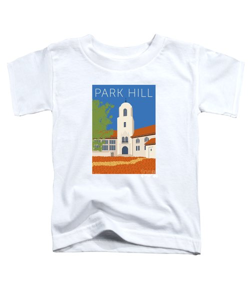Park Hill Blue Toddler T-Shirt