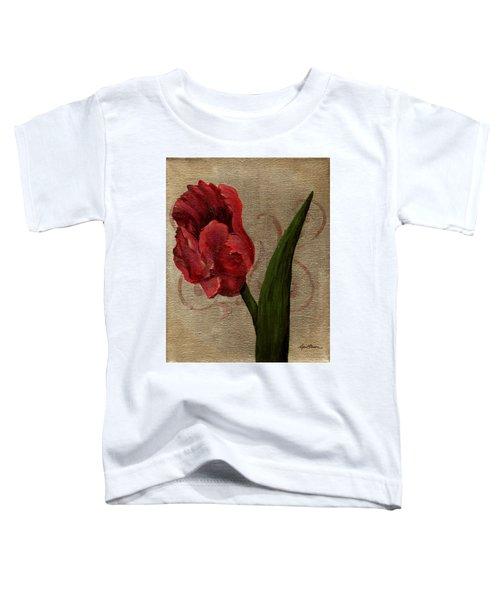 Parrot Tulip I Toddler T-Shirt