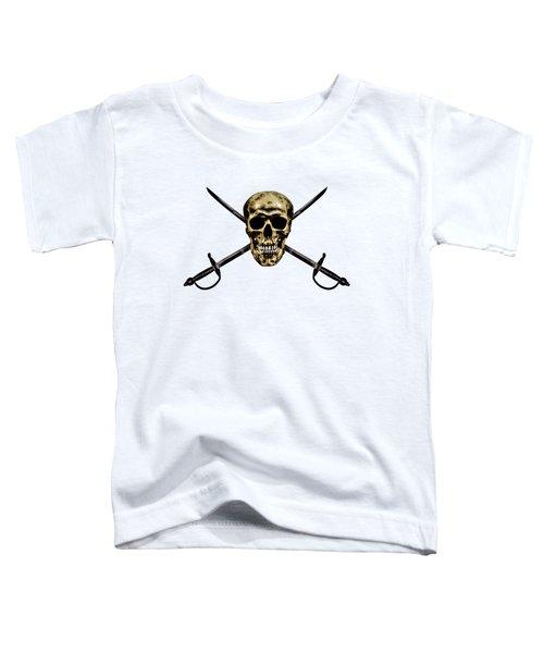 Part Time Buccaneer Toddler T-Shirt