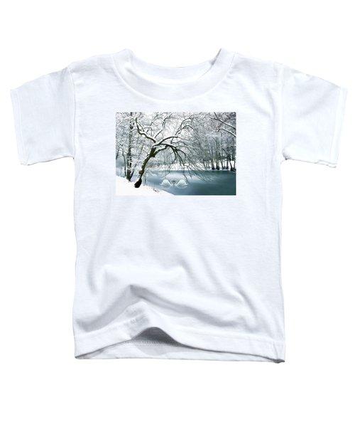 Pas De Deux Toddler T-Shirt