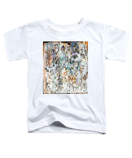 Past Life Trauma Inverted Toddler T-Shirt