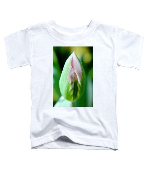 Pastel Tulip Toddler T-Shirt