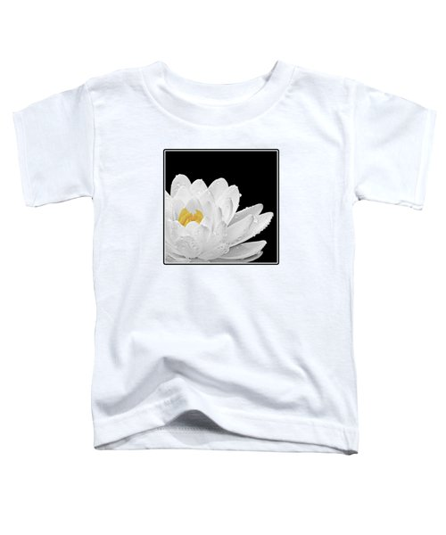Patch Of Gold Toddler T-Shirt by Gill Billington