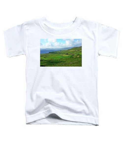 Patchwork Landscape Toddler T-Shirt