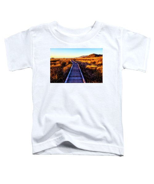 Path To The Sea Toddler T-Shirt