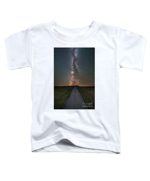 Path To The Stars  Toddler T-Shirt