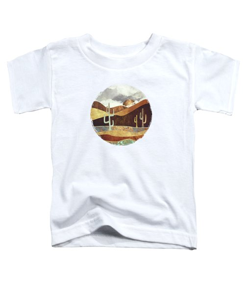 Patina Desert Toddler T-Shirt