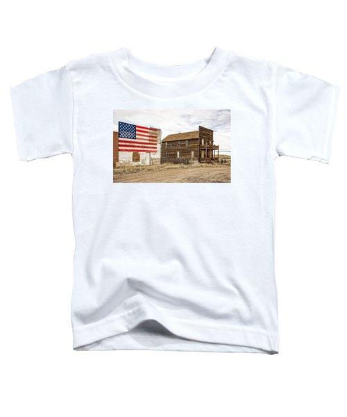 Patriotic Bordello Toddler T-Shirt