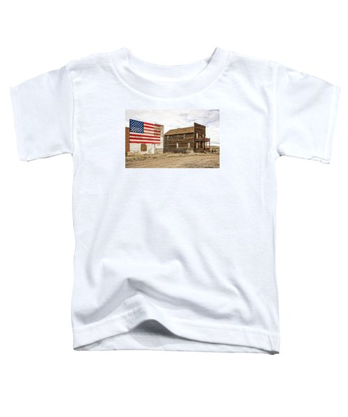 Patriotic Bordello Toddler T-Shirt