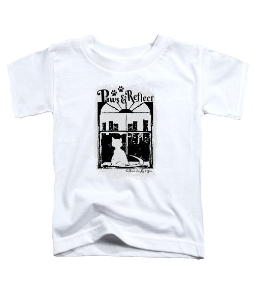 Paws And Reflect Toddler T-Shirt