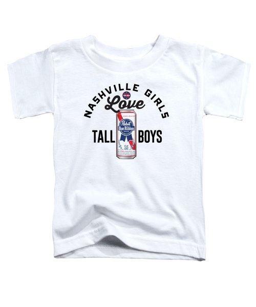 Tallboys Toddler T-Shirt