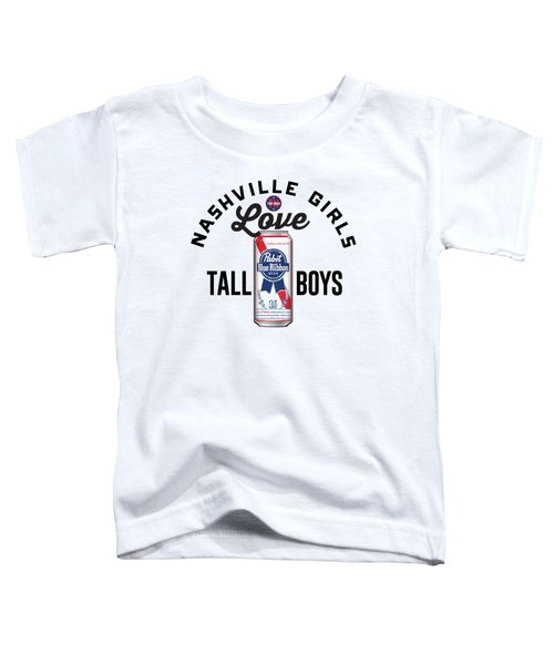 Tallboys Toddler T-Shirt